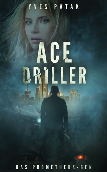 Yves Patak Ace Driller Cover