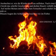 Yves Patak Schriftsteller www.PatakBooks.com Feuer