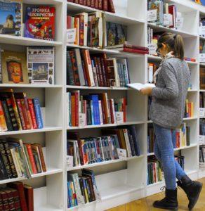 Yves Patak Schriftsteller www.PatakBooks.com Bücherei Bibliothek Lesung Self-Publisher-Day 2017