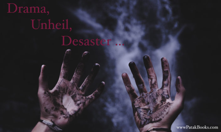 Yves Patak Schriftsteller www.PatakBooks.com Drama Unheil Desaster Schatzkiste