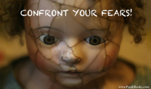 Yves Patak Schriftsteller www.PatakBooks.com Konfrontation evil doll confront your fears