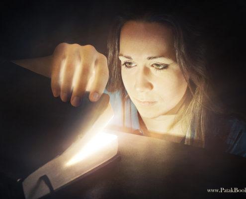 Yves Patak Schriftsteller www.PatakBooks.com Bibliotherapie Die Macht der Worte Depressionen