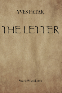 the letter (cover)